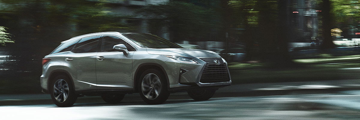 Compare Luxury Crossovers: Compare Lexus RX