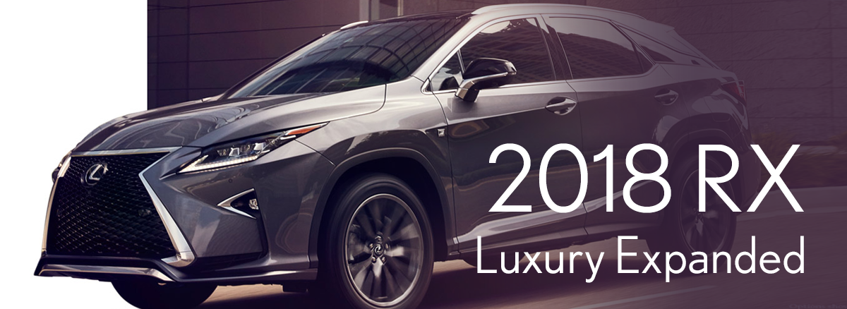 Test Drive The New 2018 Lexus RX In San Antonio, TX