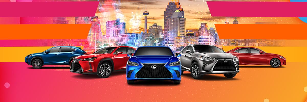 Lexus Model Research