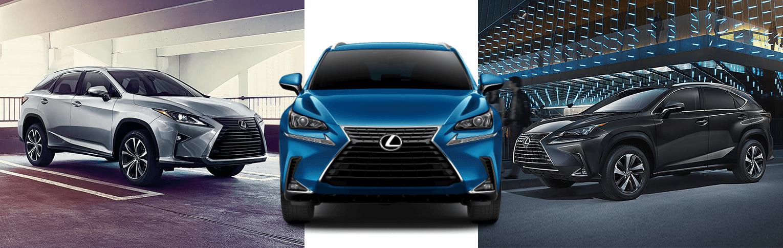Lexus Nx Vs Rx >> Lexus Nx Vs Lexus Rx Buy A New Lexus Suv In San Antonio Tx