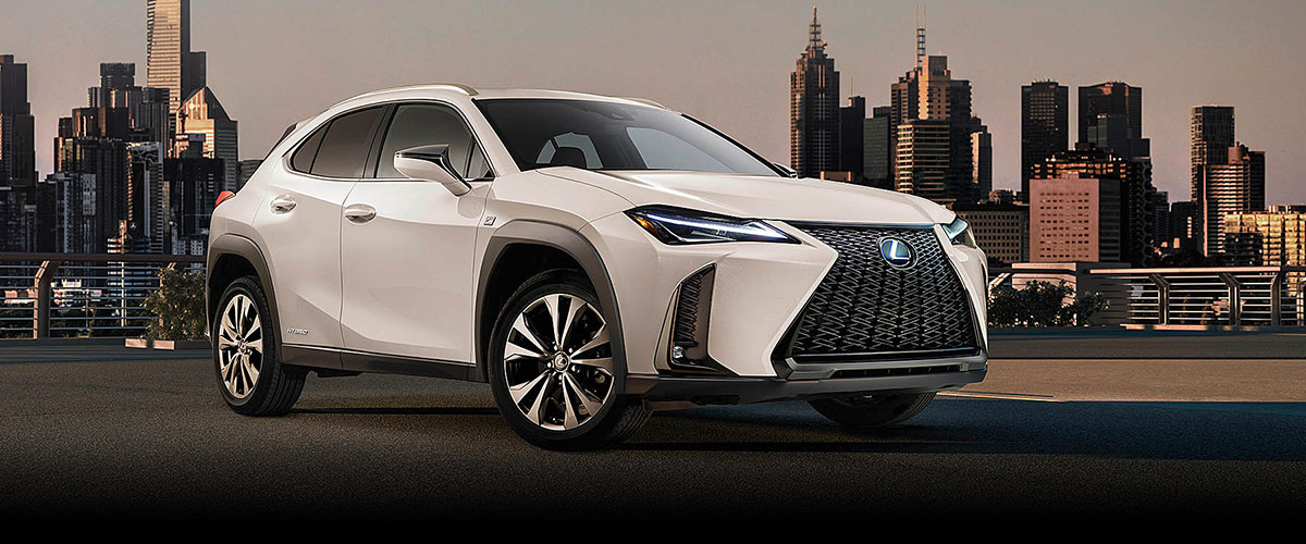 Marvelous The 2019 Lexus UX Header
