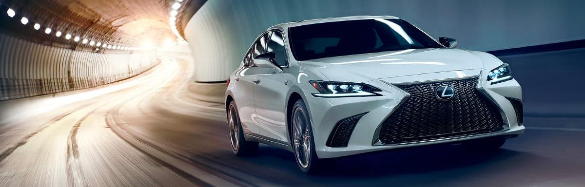 2020 Lexus ES performance