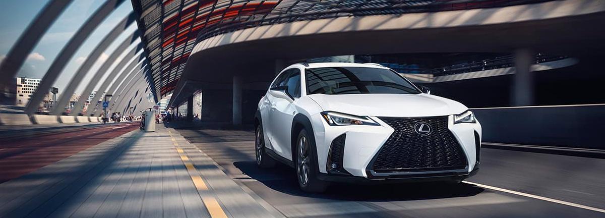 2020 Lexus UX header