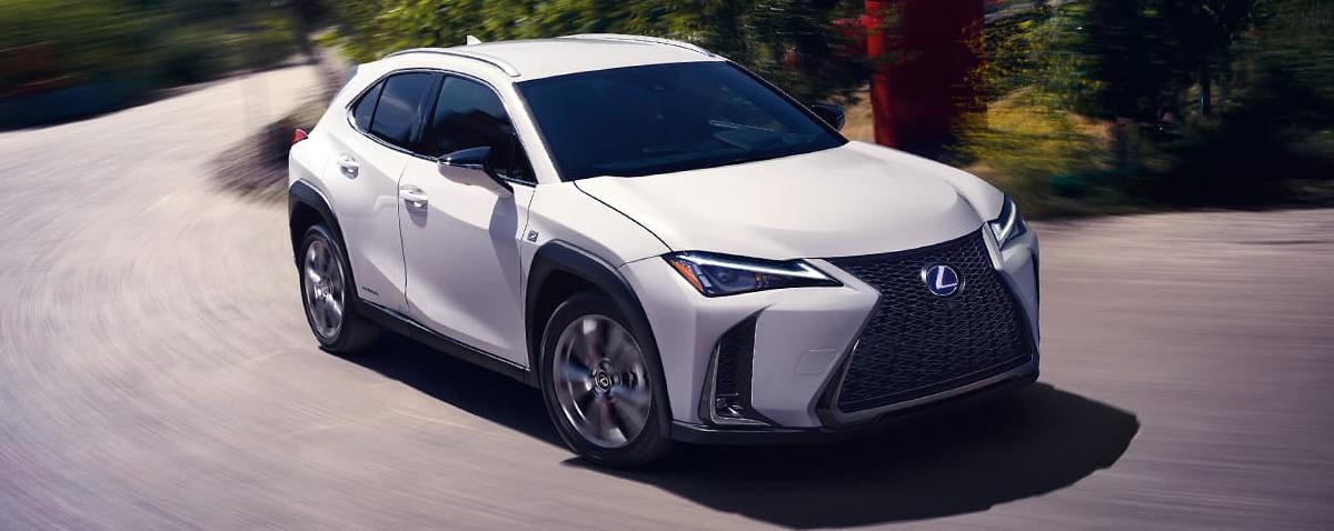 2020 Lexus UX performance