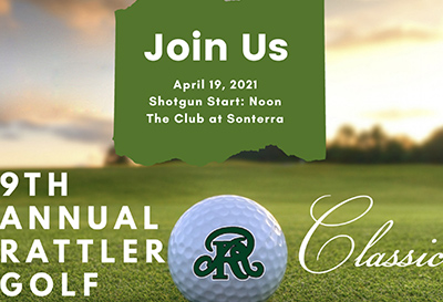 Reagan Rattlers Golf Tournament