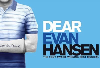 Dear Evan Hansen at The Majestic Theatre