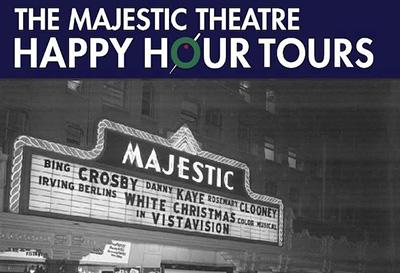 Majestic Theatre Tour Champagne Welcome