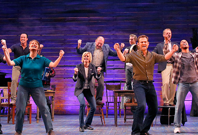 Come From Away at The Majestic Theatre