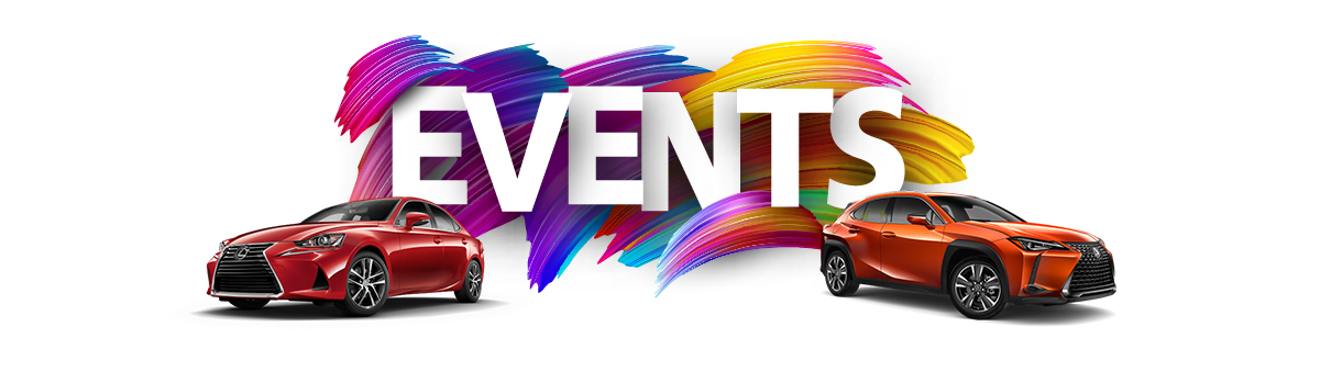 Community Events header