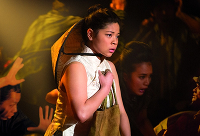 Miss Saigon at The Majestic Theatre