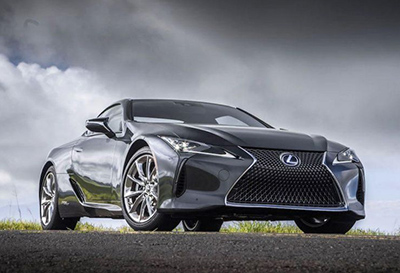 Special New Lexus sales event