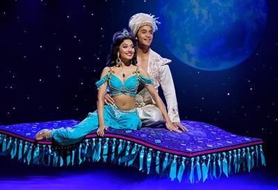 Disney's Aladdin at The Majestic Theatre