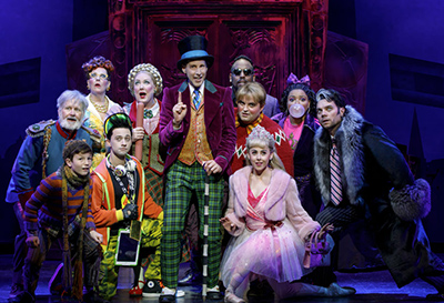 Charlie and the Chocolate Factory at The Majestic Theatre