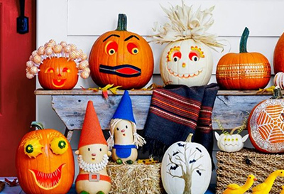 Pumpkin Decorating available