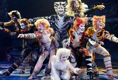 CATS at The Majestic Theatre
