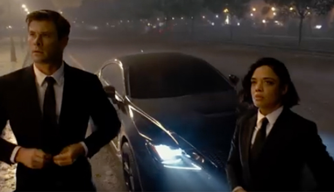 Men in Black Screenshot