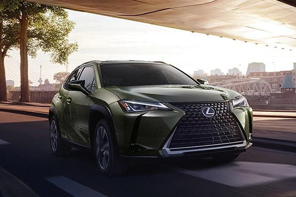 2019 Lexus UX Specs