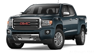 2017 GMC Canyon Crew Cab 4x4 Finance Offer