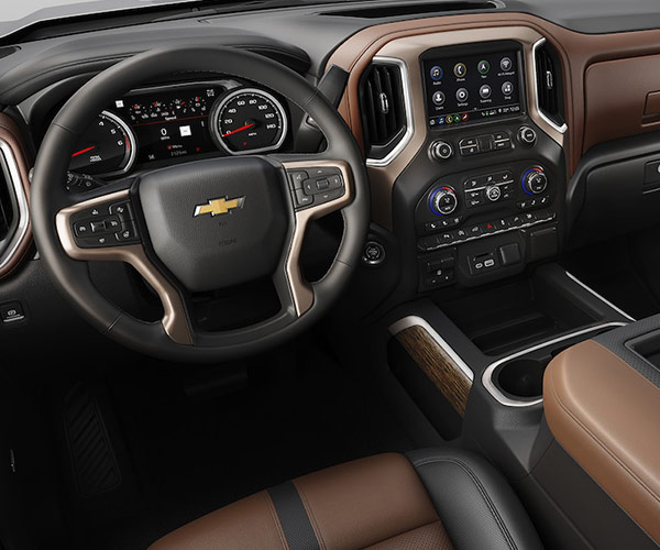 Compare a New 2019 Chevy Silverado 1500 Truck in ...