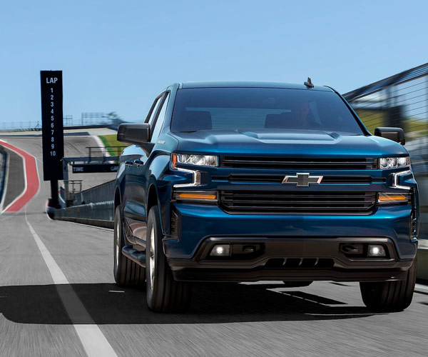 Compare A New 2019 Chevy Silverado 1500 Truck In