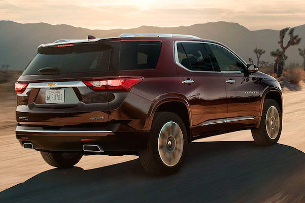 New 2019 Chevy Traverse | Chevy Dealer near Me | Greenwood, IN