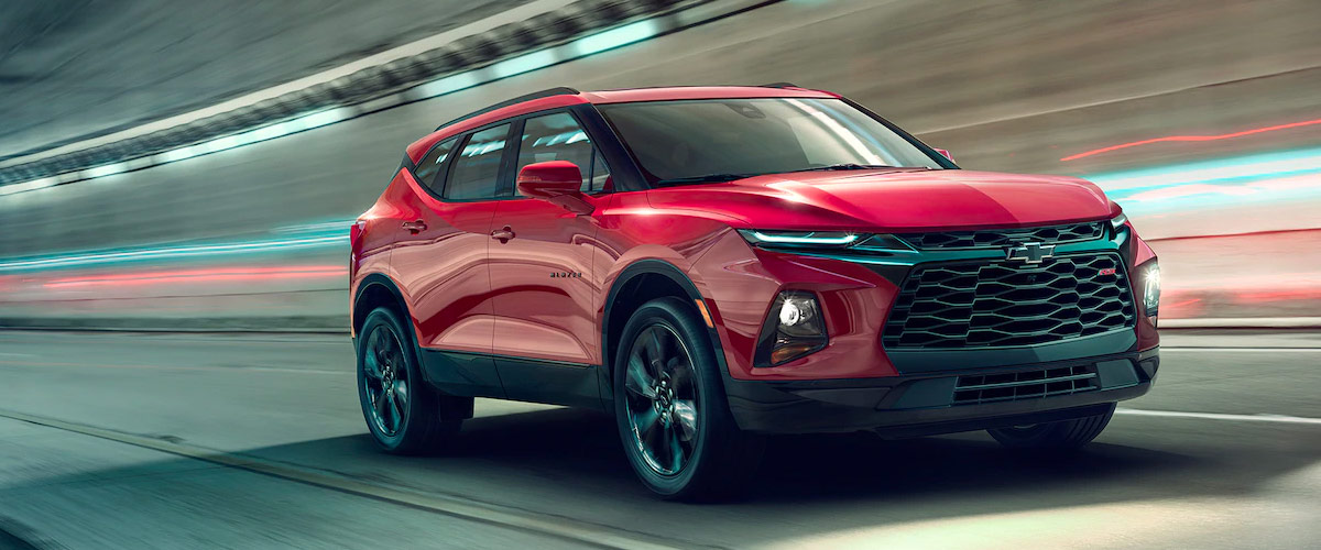 All New 2019 Chevrolet Blazer Chevy Dealer In Indianapolis In