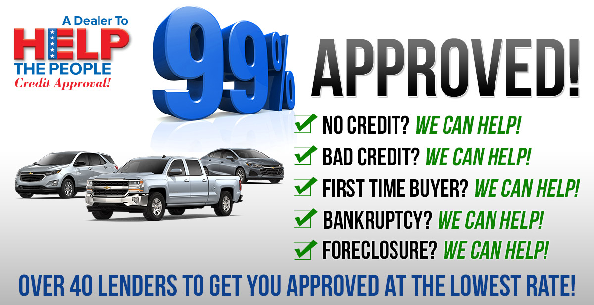 Bad Credit Car Dealerships Near Me >> Chevy Subprime Financing Near Me Subprime Car Loan Indianapolis