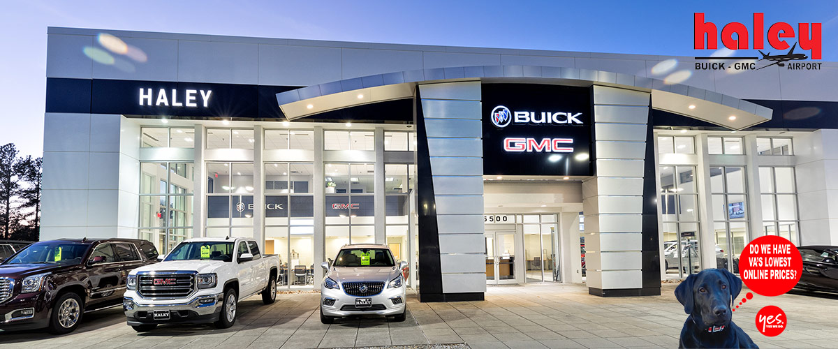 Why Buy From Haley Buick GMC Airport? header