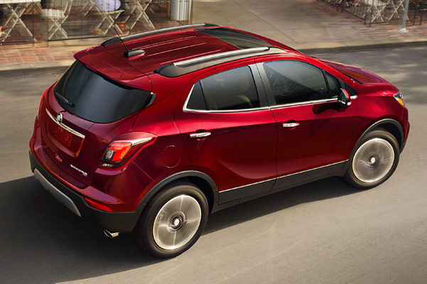 2019 Buick Encore MPG, Specs & Safety