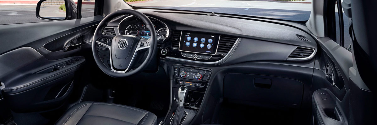 2019 Buick Encore Interior & Technology Features