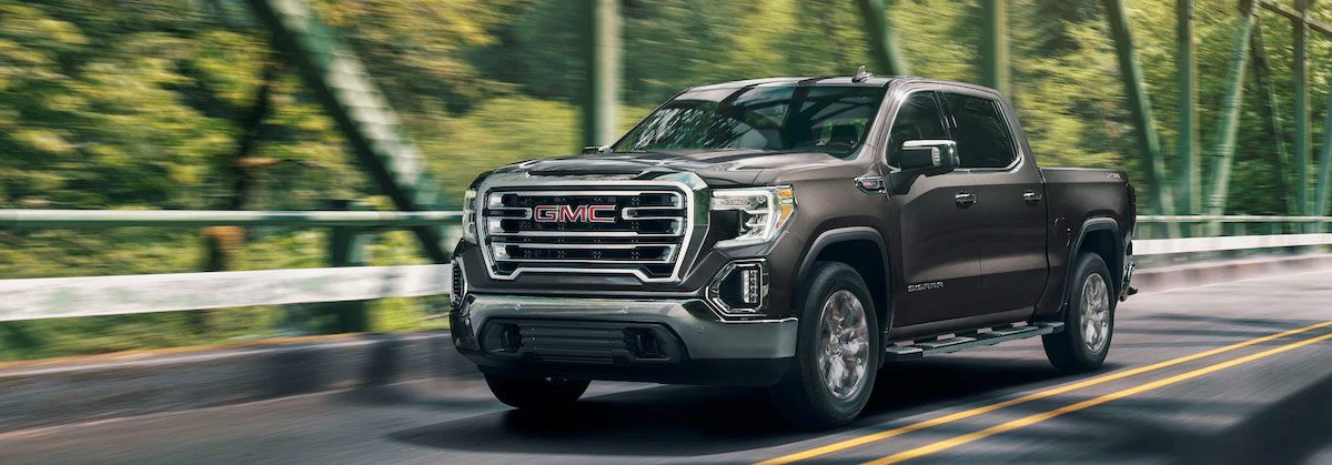2019 GMC Sierra 1500 header