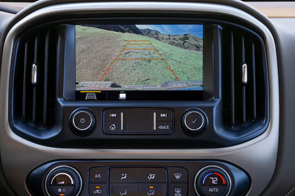 2021 GMC Canyon backup cam