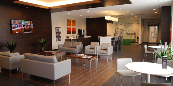 INFINITI Of Omaha Of Omaha Interior Dealership Image ...
