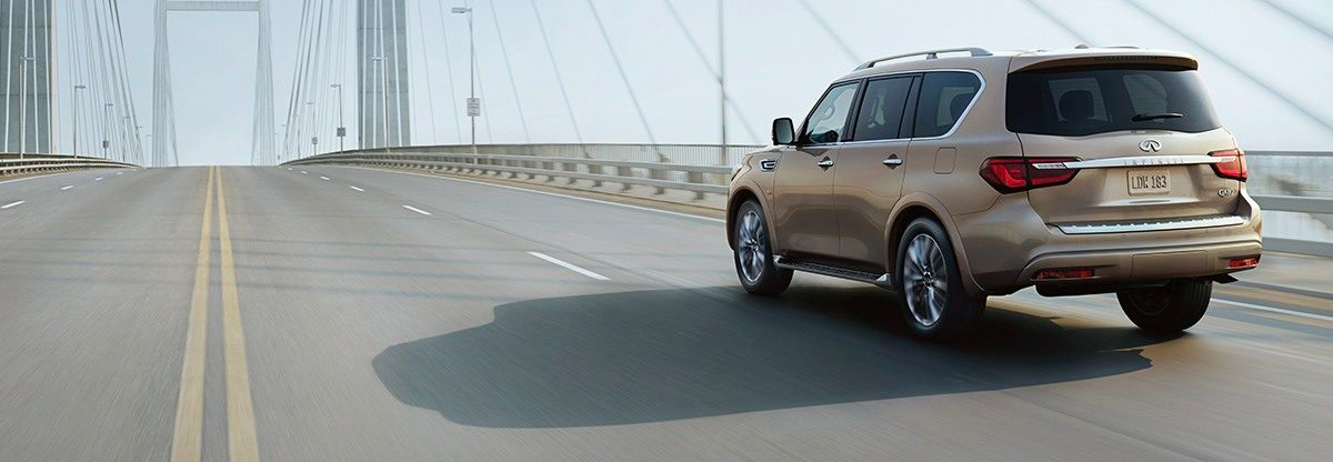 New 2019 INFINITI QX80 For Sale