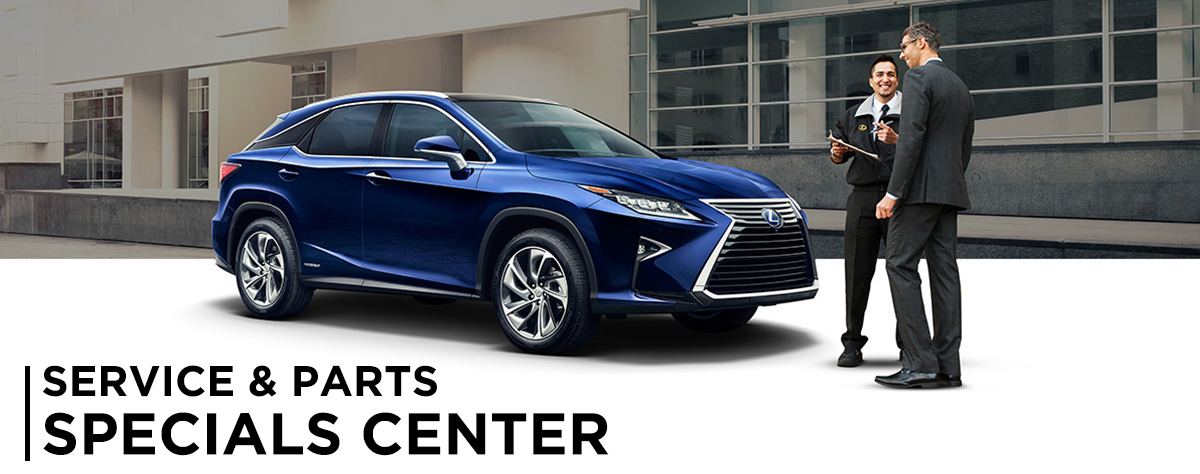 Scanlon Lexus Of Fort Mayers Parts and Service
