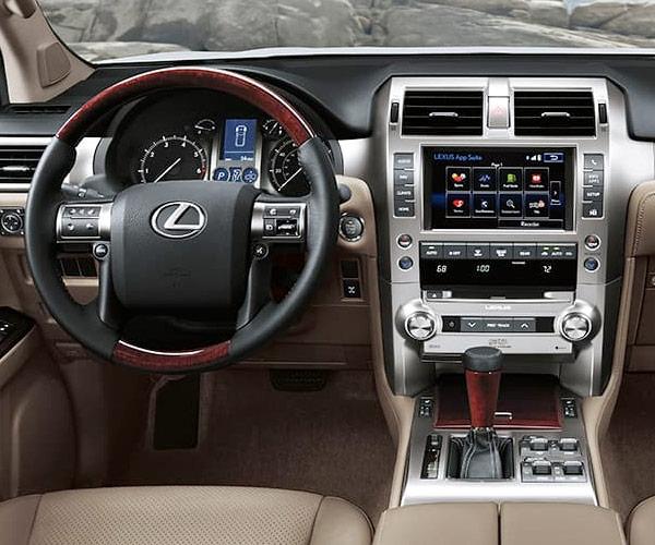 2019 lexus gx 460 interior 2019 lexus gx 460 interior