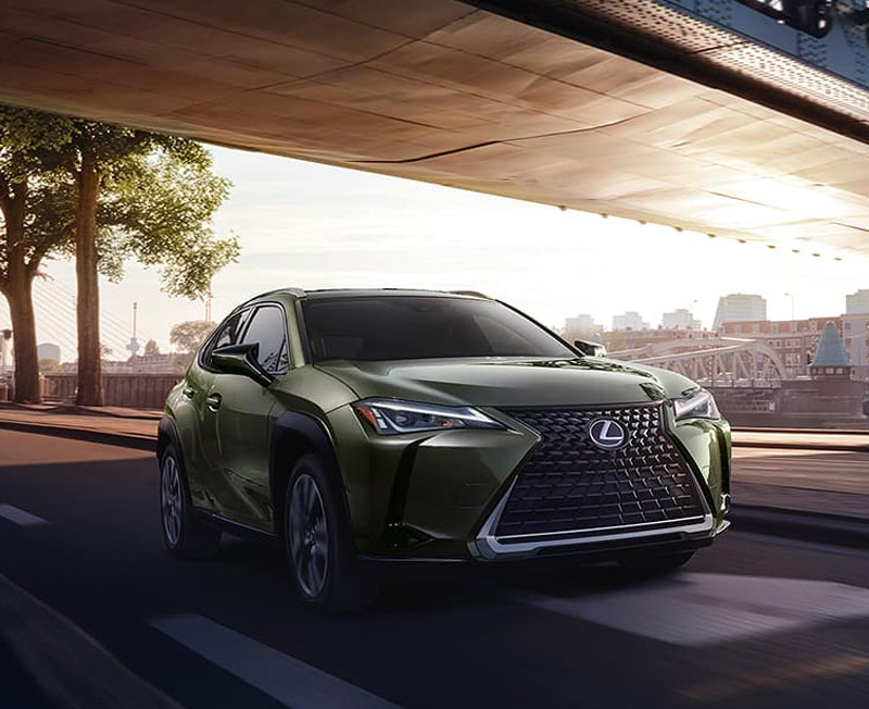 New Lexus SUV near Me