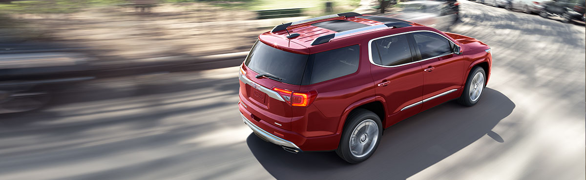 Buy Or Lease A 2018 Gmc Acadia Gmc Dealership In