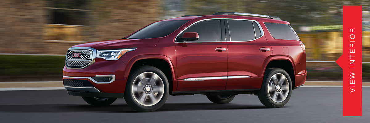 Gmc Acadia Lease >> Buy Or Lease A 2018 Gmc Acadia Gmc Dealership In Knoxville Tn