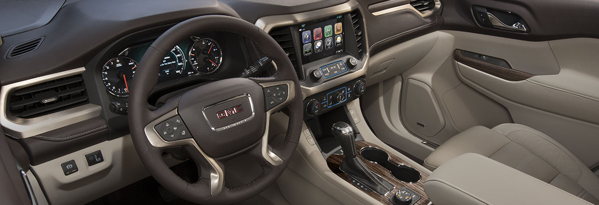Gmc Acadia Lease >> Buy or Lease a 2018 GMC Acadia | GMC Dealership in Knoxville, TN