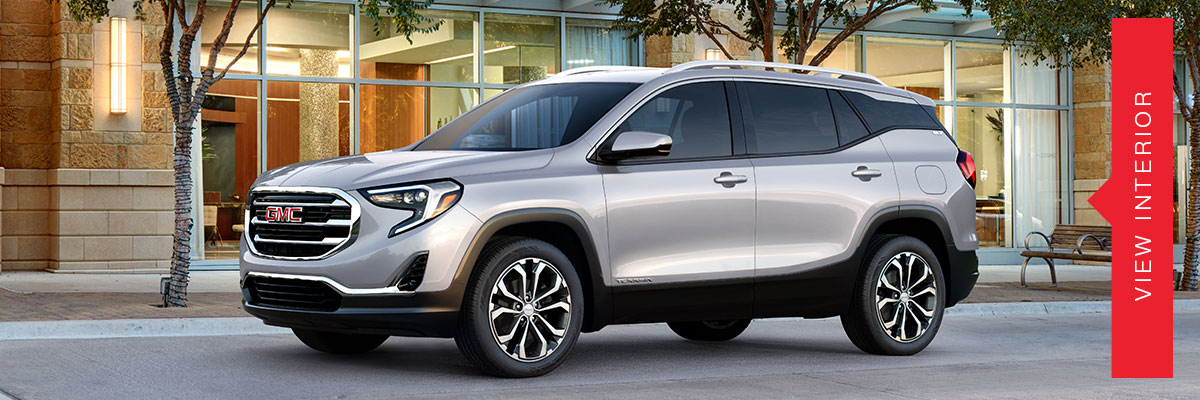 2018 GMC Terrain Compact SUV | GMC Dealership in Knoxville, TN
