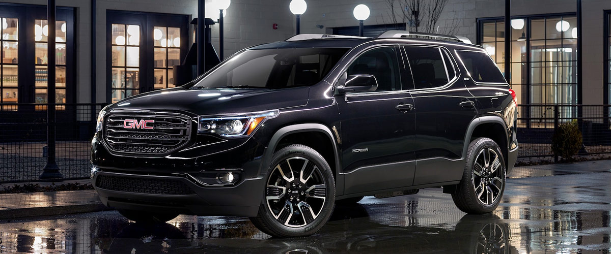 Gmc Acadia Denali For Sale >> New 2019 Gmc Acadia Suv For Sale Gmc Dealer In Kansas City Ks