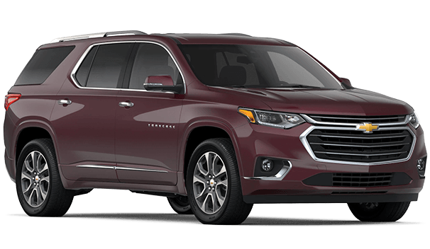 2018 Chevrolet Traverse Suv Buy A New Chevy Suv In