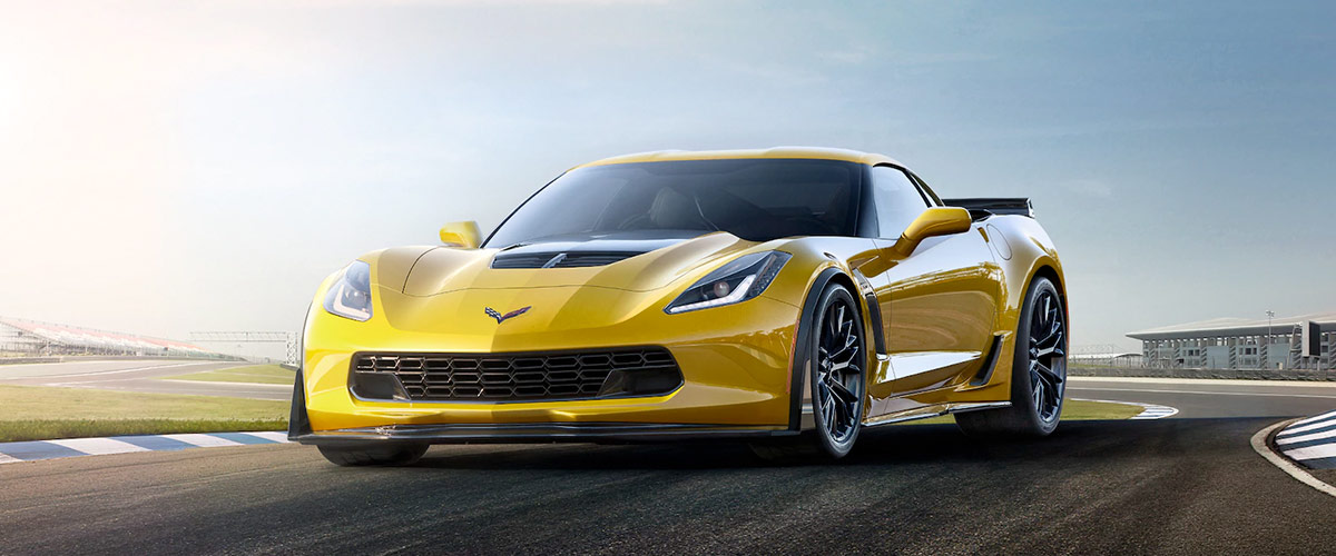 New 2019 Chevy Corvette Z06 Sports Car | Chevrolet in Cameron, MO