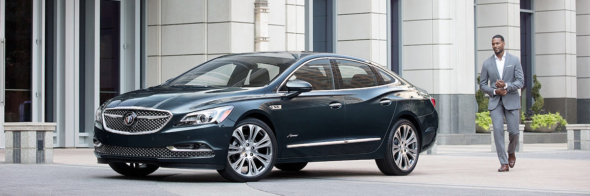2018 Buick LaCrosse Avenir Safety Features