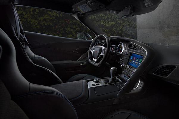 2019 chevrolet corvette interior features 2019 chevrolet corvette interior features