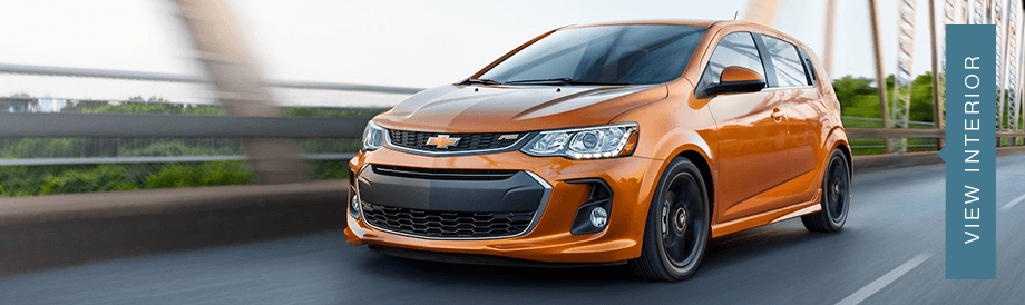 Buy A New 2017 Chevrolet Sonic Chevy Dealer Near Carlisle Pa
