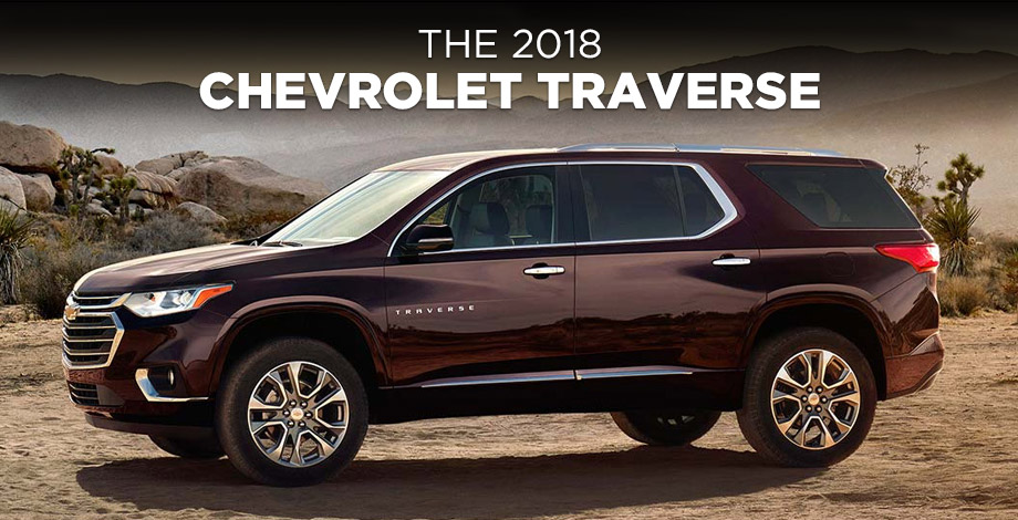 2018 Chevrolet Traverse Premier Lease | Upcomingcarshq.com
