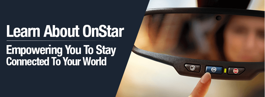 What is OnStar? | Chevy, Buick & GMC Dealer near Phillipsburg, NJ