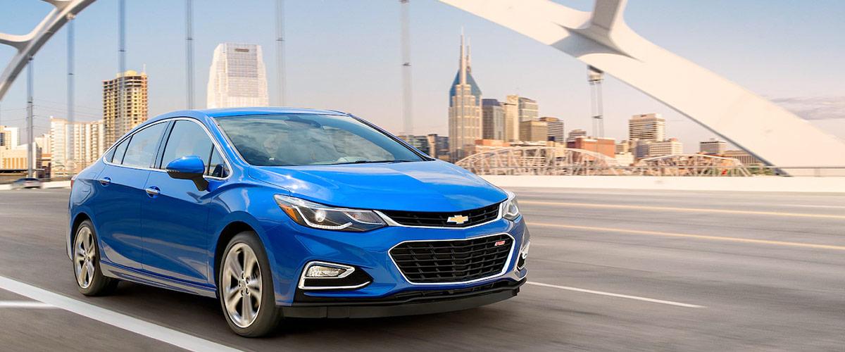 Buy the 2018 Chevy Cruze near Winston-Salem, NC | Buy Chevrolet